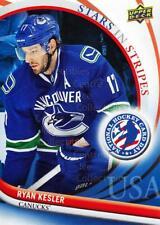 2012 Upper Deck National Hockey Card Day USA #7 Ryan Kesler