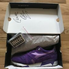 "Diadora N9000 x Packer x Raekwon ""Purple Tape"" - Sz 12 - signed by Raekwon!!"