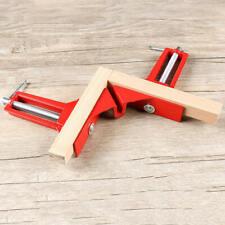 Kit De Mano Carpintería herramienta 90 ° titular de la esquina Clip Pinza Angular Derecho más reciente útil