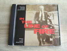 ENNIO MORRICONE soundtrack CD movie*MINT*film In The Line Of Fire CLINT EASTWOOD