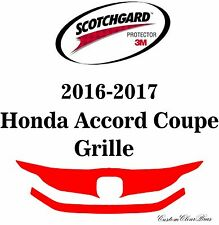 3M Scotchgard Paint Protection Film Pre-Cut Fits 2016 2017 Honda Accord Coupe