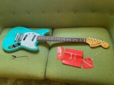Fender Vintera 60s Mustang - Sea Foam Green - wie neu