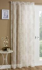 Unbranded Polyester Floral Modern Curtains & Pelmets