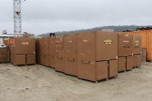 "Knaack 119 Generation 3 Field Station - 60"" x 44"" x 82-1/4"""