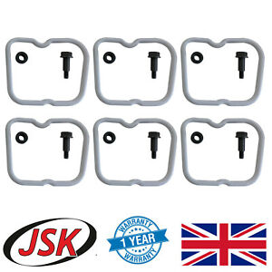 Genuine Valve Rocker Cover Gaskets + Isolators & Bolts For Cummins 5.9L 6B 6BT