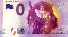 75007 Napoléon 1er, 2017, Billet 0 € Souvenir