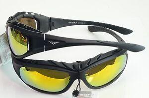 VertX Premium Sport FOAM PADDED SUNGLASSES 55015 A*******