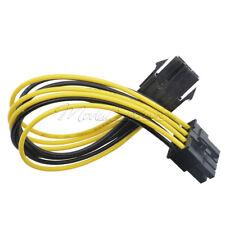 PCI-E 6pin to 8Pin Molex Cable 20CM Adapter for ATI NVIDIA Video Graphic Card
