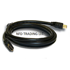 Nob Hdmi Cable Hd 6ft 3D Lot Ps4 Hdtv