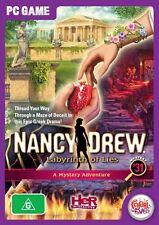 Nancy Drew Labyrinth of Lies #31
