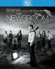 The Newsroom Complete Series 2 Blu Ray All Episode Second Season Original UK NEW