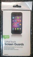 2x iPOD Genuine Screen Protector  Guards UK