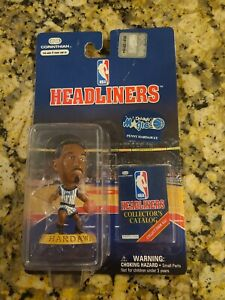 1997 NBA Headliners Penny Hardaway #1 Orlando Magic Figure