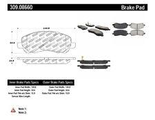 StopTech Sport Brake Pads fits 2000-2009 Mitsubishi Galant Eclipse Lancer  STOPT