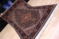 "TÄBRIZ Mahi Kork mit Seide - Orient ""TOP"" TEPPICH 151x100cm Old Rug Carpet #0558"