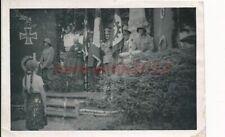 Foto, RAD 3./225 Kirtorf 2, bei einem Ehrenappell, Ahlsfeld? 1941; 5026-367