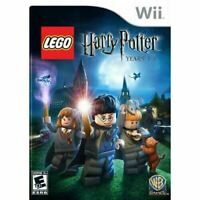 Lego Harry Potter Years 1-4 - Original Nintendo Wii game