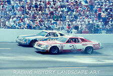 1979 8X10 PHOTO CHARLOTTE WORLD 600 #3 RICHARD CHILDRESS CRC OLDS NASCAR RACING