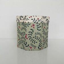 Decorative Keepsake Storage Box 8 Sided Cleo