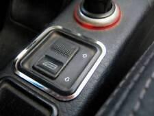 D Audi 80 90 B4 Chrom Rahmen für Schalter Fensterheber Mitte - Edelstahl poliert
