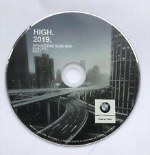 GENUINE BMW 2019 High Navigation Maps Europe Sat Nav Disc DVD 1/3/5/6/X3/X5 E46