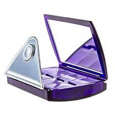 Purple Pill Box Case Medicine Organizer Drugs Holder Weekly Tablet Dose Unique