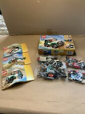 Lego 31037 Creator 3-in-1 Adventure Vehicles Retired Brand New In Open Box