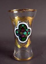 traumhafte Jugendstil Vase  -  Haida  1910