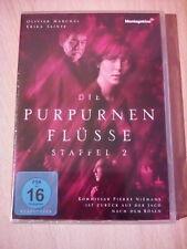 Die Purpurnen Flüsse ~ Staffel  2  [DVD]  Neu