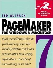 PageMaker 7 for Windows & Macintosh (Visual QuickStart Guide)-ExLibrary
