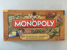Monopoly Boy Scouts of America 100th Anniversary Edition BSA2010 Complete Game