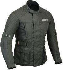 Back Black Motorcycle Jackets