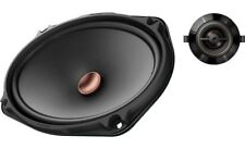 "Pioneer TS-D69C D Series 6x9"" 2 Way Component Speakers 330 Watts Max Power"