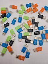 USB Kartenleser Micro SD Card Reader Adapter 2.0 MicroSD SDHC TF T-Flash
