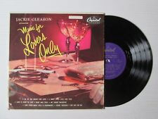 """JACKIE GLEASON Music For Lovers Only 10"""" EP JAZZ VINYL ITALY CAPITOL"""