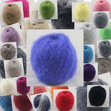 Sale 1 ballx50g Warm Angora Cashmere Wrap Shawl MOHAIR HAND KNITTING YARN