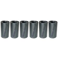 6x AA to C Size Battery Converter Adaptor Adapter Case