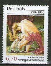 TIMBRE 3147 NEUF XX LUXE - DELACROIX : ENTREE DES CROISES DANS CONSTANTINOPLE