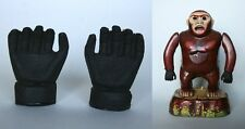 Reproduction Rubber Hands for Roaring Gorilla made by Modern Toys