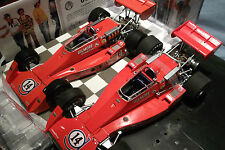 A J FOYT VERY RARE SAMPLE 2 CARS 4951 CAROUSEL 1 INDY 500 WINNER 1:18 GILMORE