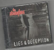 the stranglers - lies & deception 2 cd set new