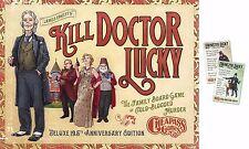 Kill Doctor Lucky w/ Ebenezer Lucky Promo Board Game Cheapass Games PSI CAG 230