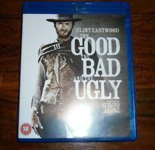 THE GOOD THE BAD & THE UGLY,   bluray  (CLINT EASTWOOD, ELI WALLACH) WESTERN