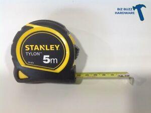 STANLEY 5 metre Tylon Blade Tape Measure