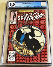 AMAZING SPIDER-MAN #300 CGC 9.0 ORIGIN & 1ST APPEARANCE OF VENOM