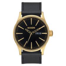 Relojes de pulsera de cuerda de oro para hombre