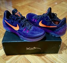Nike Zoom Kobe Bryant Venomenon 5 Running Shoe Black Mamba Collectible Sneakers