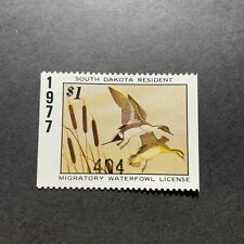 Martin Murk 1977 Federal Duck Stamp Competition Plate Woodland Prince Wood Duck