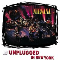 Nirvana MTV Unplugged in New York LP Vinyl (NEW)