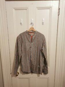 NEW Scotch And soda linen Blend Shirt